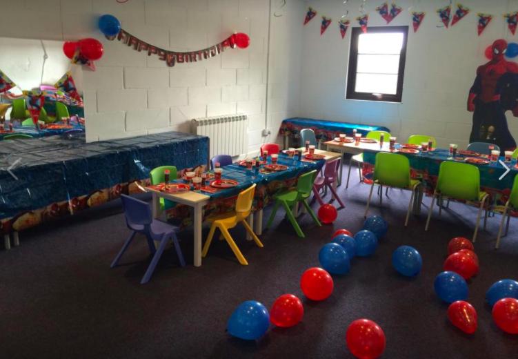 Lucky's Play Barn, Party, Birthdays, Celebrations, Stokesley, Children