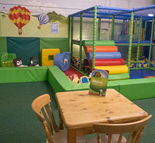 Lucky's Play Barn, Stokesley, Activities area, Fun, Children